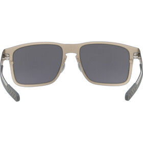 Oakley Holbrook Metal Satin Chrome/Black Iridium